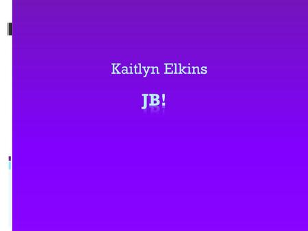 "Kaitlyn Elkins. Justin Bieber is trying to obtain fans, so Scooter Braun is helping him. Justin says ""Scooter how can you help me?"" Scooter says "" I'm."