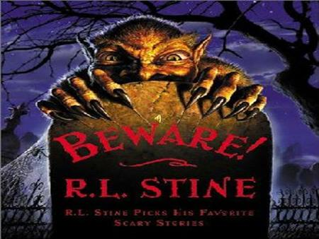 R.L. Stine was born in Ohio in 1943. He lived on a pig farm when he was a boy. When he was 9 he found a typewriter in his attic and that changed his.