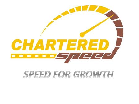 ABOUT US --- CHARTERED SPEED Amongst the largest logistic & distribution companies in Gujarat with 34 years of successful presence. Integrated Operations.