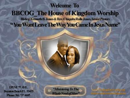 BBCOG_The House of Kingdom Worship