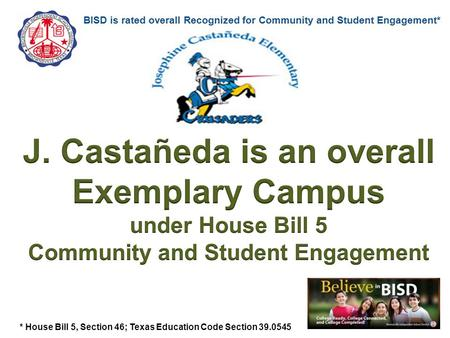 J. Castañeda is an overall Community and Student Engagement