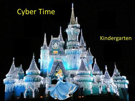 Cyber Time Kindergarten. Personal Information Is ok to share: – Favorite color – Favorite food – Likes and dislikes NOT ok to share – Your FULL name –