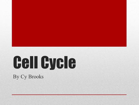 Cell Cycle By Cy Brooks. Interphase  10_ol_spring_2008/yanti/inte rphase.html  urses/bio141/lecguide/unit6/