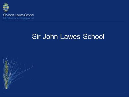Sir John Lawes School. GSCE Religious Studies Full Course OCR Religious Studies B: Philosophy and Applied Ethics.