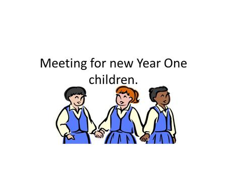 Meeting for new Year One children.. Key Stage One Department Mrs Bardsley- Key Stage One Manager Mrs Craven Mrs Carey Mrs Hopkinson, Mrs Royle, Mrs Attwood,