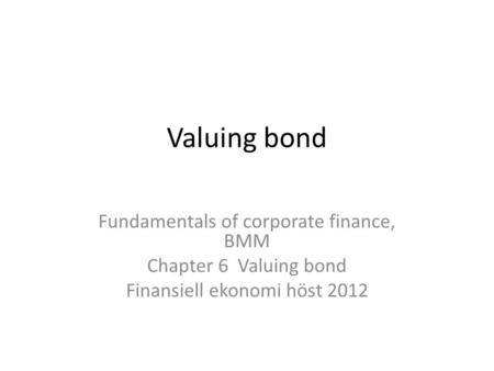FMVA™ Financial Analyst Certification