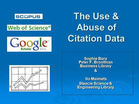 The Use & Abuse of Citation Data