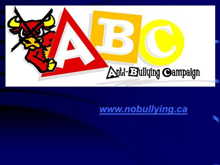 Www.nobullying.ca.