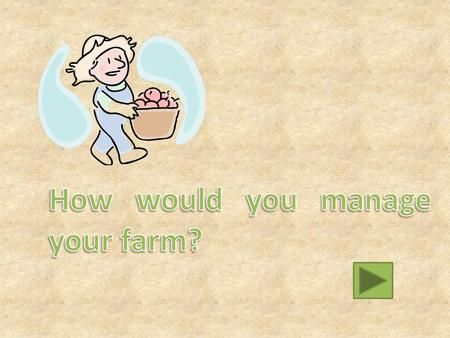 You are the owner of a 10000 acre farm, and you are growing many different crops in your farm…
