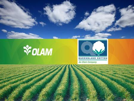 22 Olam is a leading global integrated supply chain manager and processor of agricultural products and food ingredients  Presence across 16 platforms,