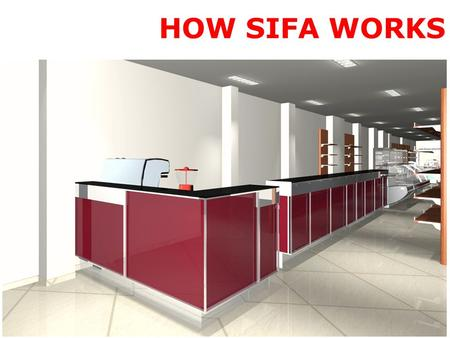 HOW SIFA WORKS. Step 1 Plans are given to Restaurant & Bar Solutions These can be on CAD, or even hand drawn, with dimensions and ideal layout.