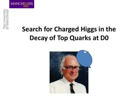 Search for Charged Higgs in the Decay of Top Quarks at D0.