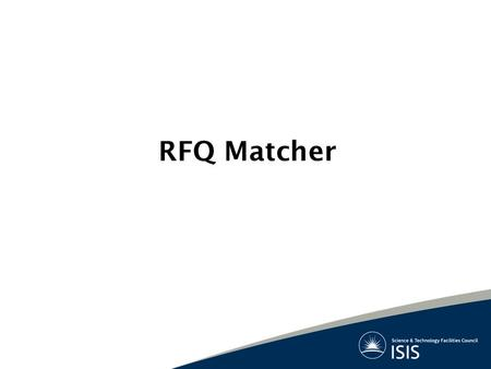 RFQ Matcher. What am I doing this time?! Concerned that modulations and matcher affect field flatness and frequency These are very small features How.