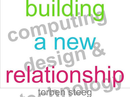 Computing design & technology torben steeg.  otics-lessons-in-new-curriculum.html.