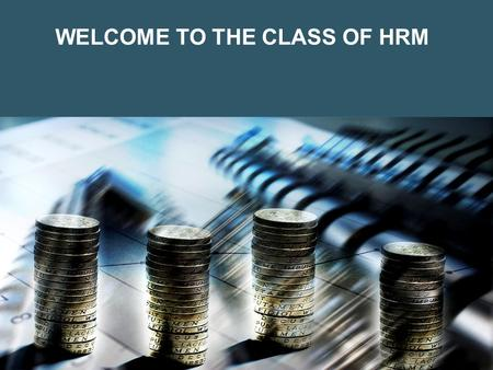 WELCOME TO THE CLASS OF HRM. PAY FOR PERFORMANCE & FINANCIAL INCENTIVES PROF. HITESHWARI JADEJA.