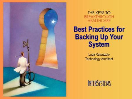 Best Practices for Backing Up Your System