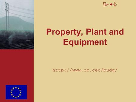 Property, Plant and Equipment
