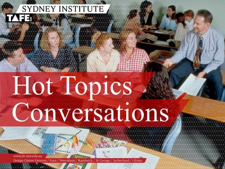 Hot Topics Conversations. Ambition in Action  your library ▲Aims of the project – ShirleyAnn ▲AFLF funding ▲Joint project.