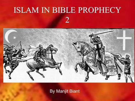islam in the bible pdf