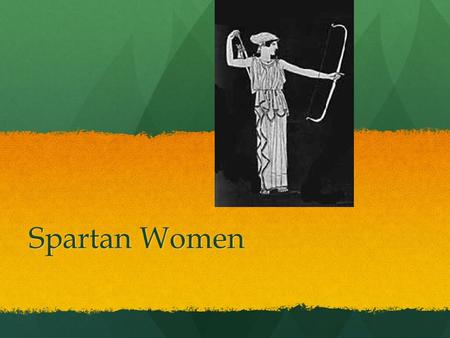Spartan Women. Spartan vs Athenian Women: Differences Spartan women spent much time outdoors and exercised nude in public, like men Spartan women spent.