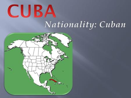  Population: 11,394,043  Currency: Cuban Pesos.