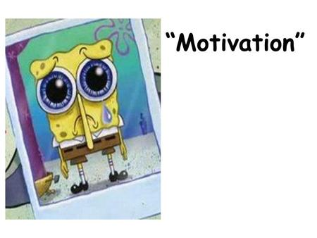 """Motivation"". Motivation ""People are Worth the Effort"" One writer noted, ""has anybody bothered to check lately to see how much these all-out-searches."