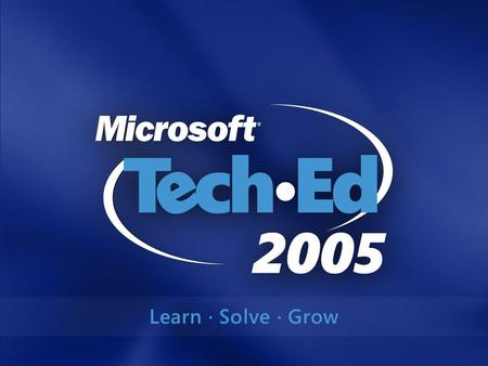 MED 304 Real-Time Solutions with Windows CE 5.0 Asang Dani Kanetkar School of Embedded Technology