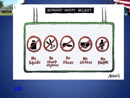 Do Now Political Cartoon CBS. Changes in Society For each of the following, work with a partner to come up with things you think changed as a results.