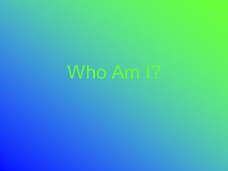 "Who Am I?. At 15 I was a huge fan of Elvis, and decided to pursue music after hearing his ""Heartbreak Hotel"""