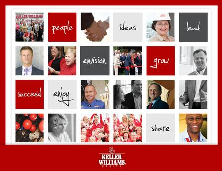 www.kw.com © Copyright Keller Williams® Realty, Inc. 2010 Introduction The Evolution of the Real Estate Industry dependent interdependent independent.