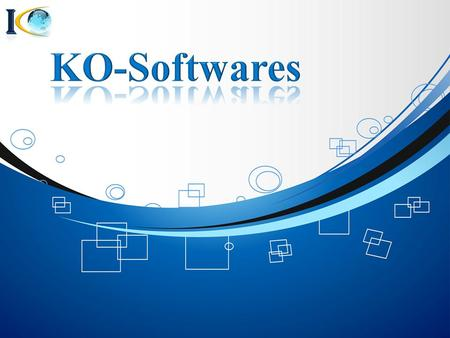 KO-Softwares 01 Organization 02 03 Company Profile Services.