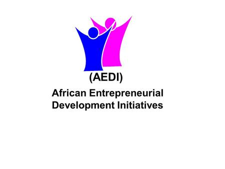 African Entrepreneurial Development Initiatives (AEDI)