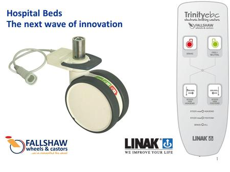 Hospital Beds The next wave of innovation 1. 2 Contents: Inpatient falls – key data Best practice & guidelines Limitations of traditional central locking.