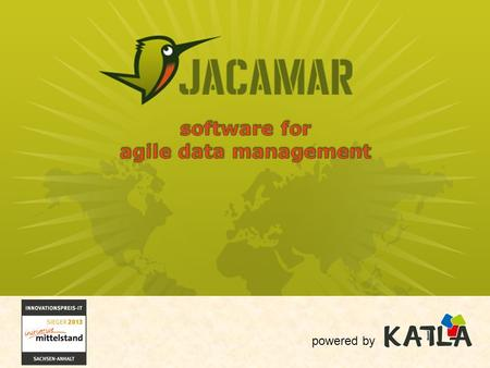 Powered by. The JACAMAR (fka. SDV) is... A stand-alone tool to structure and display data in Tree-Tables. An alternative for overwhelming standard spreadsheet.