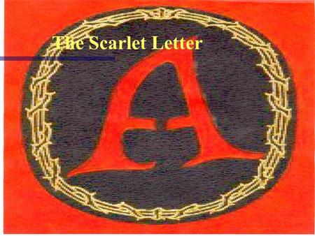The Scarlet Letter is published