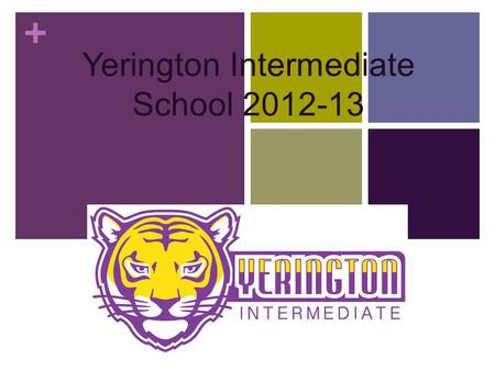 + Yerington Intermediate School 2012-13. + + +