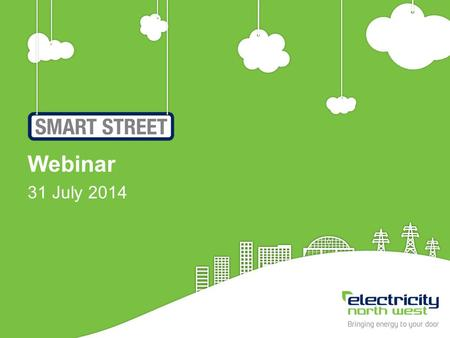 1 Webinar 31 July 2014. 2 Webinar Cara Blockley Low Carbon Projects Manager.