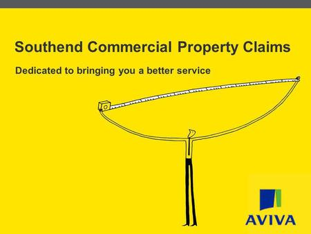 Southend Commercial Property Claims Dedicated to bringing you a better service.