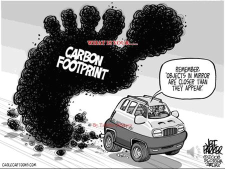By Tabitha Odutayo What is carbon footprint How we calculated our carbon footprint Finding out your carbon footprint Comparison Why carbon footprints.
