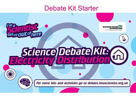 Debate Kit Starter. How has electricity consumption changed over time? What about production? Wikimedia Commons.