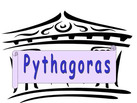 Brief History Finding the shorter side A Pythagorean Puzzle Pythagoras' Theorem Using Pythagoras' Theorem Menu Further examples.