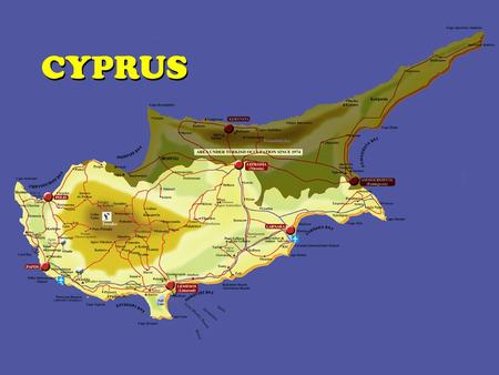CYPRUS. Cyprus Demand Cyprus is the only country in the Euro zone to record positive growth in the first quarter of 2009 and the only country in the Euro.