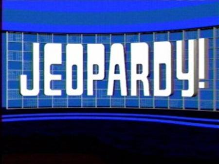 Template by Bill Arcuri, WCSD Click Once to Begin JEOPARDY! A game show template.