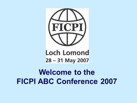 Welcome to the FICPI ABC Conference 2007. © Birch, Stewart, Kolasch & Birch, LLP KSR v. Teleflex: U.S. Supreme Court Decision Raises Patentability Standard.