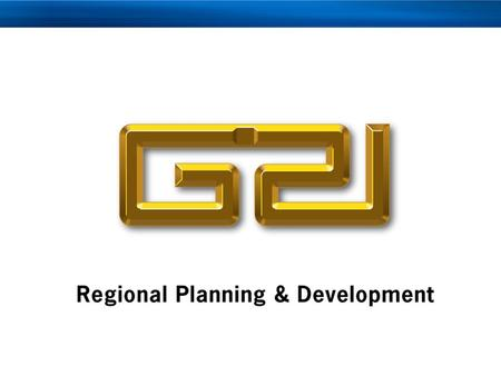 "The Need for a G21?  G21 is a growing region  Need for agreed vision and plan  ""One voice"" behind things that need Regional, Multi-agency support."