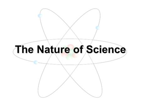 The Nature of Science. What is Science??? Science is a particular way of understanding the natural world.