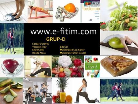 Www.e-fitim.com. E-commerce can be seen below as a prototype.