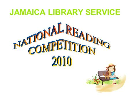 JAMAICA LIBRARY SERVICE. READ GO PLACESGO PLACES AND.