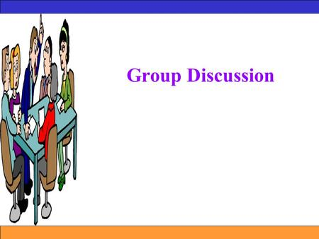 Group Discussion. GD is a simulated exercise to see what kind of leadership quality emerge from a prospective candidate. Objectives: You should be noticed.