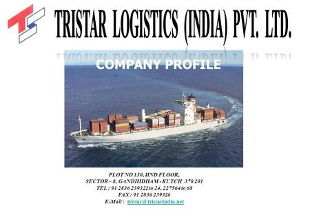 Tristar Logistics (India) Pvt. Ltd.